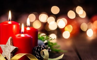 Atelier Enfant Bougies Noël