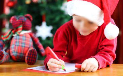 Atelier Lettre au Père Noël