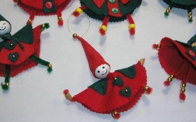 Atelier Enfant Lutins Noël