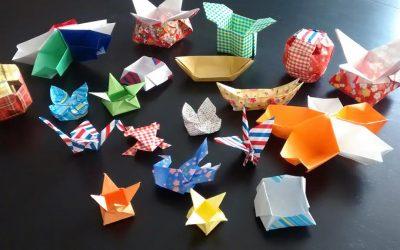 Atelier Enfant Origami