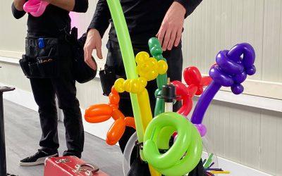 Atelier Enfant Sculpture Ballons