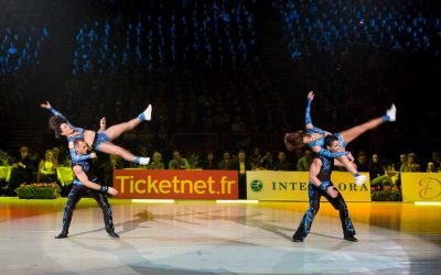 Spectacle Danseurs Rock Acrobatique
