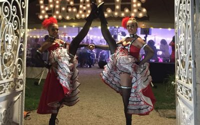 Danseuses French Cancan