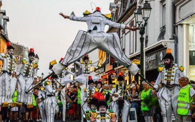 Parade De Noël Les Jouets