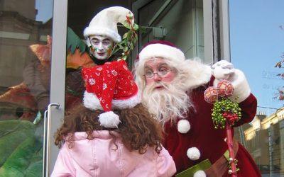 Parade Le Père Noël et ses Lutins