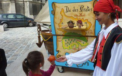 Animation Trésor Du Pirate