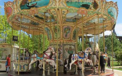Location Manège Carrousel Gino