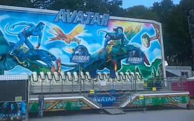 Location Manège À Sensation L'Avatar