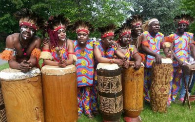 Percussions Africaines